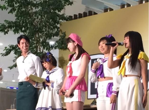 【イベント】味の素×イトーヨーカドー×Saita 「味の素 フェア」出演
