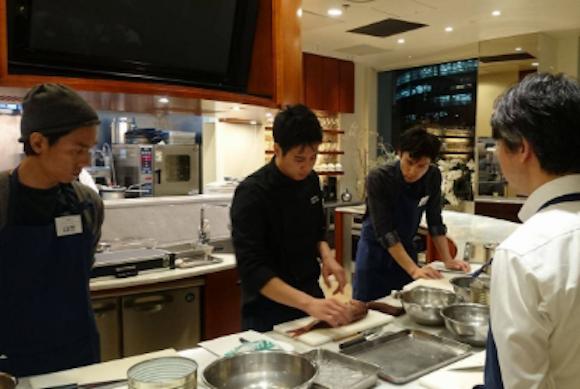 【イベント】デキる男の『料理の腕をあげる7つの技法』