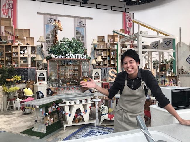 【メディア】東海テレビ「スイッチ!」出演